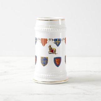 Amorial Bearings Beer Stein