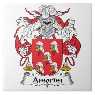 Amorim Family Crest Tile