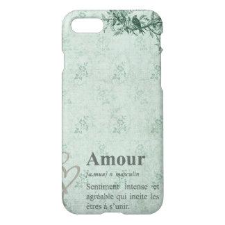 Amorío francés funda para iPhone 7