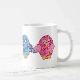 Amorous stitched sulk coffee mugs