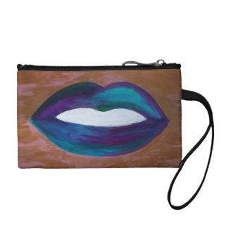 Amorous Style | Lips Kiss XOXO Fun Lipstick Diva | Change Purse