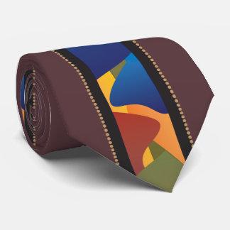 Amorphous Neck Tie