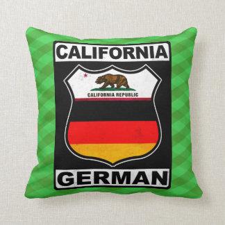 Amortiguador americano alemán de California Cojín