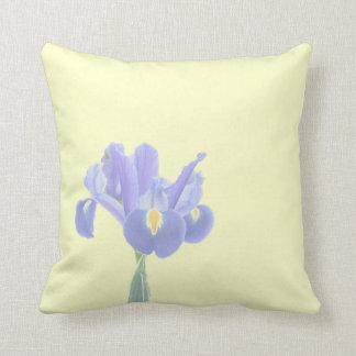 Amortiguador bonito del iris cojín decorativo
