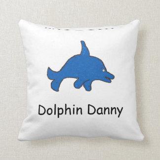 Amortiguador de Danny del delfín Almohadas