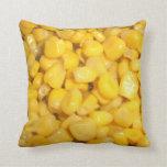 Amortiguador de la almohada del tema del maíz dulc