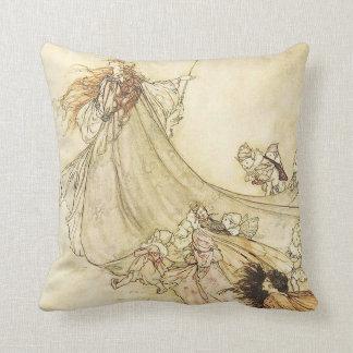 Amortiguador de la almohada del Titania