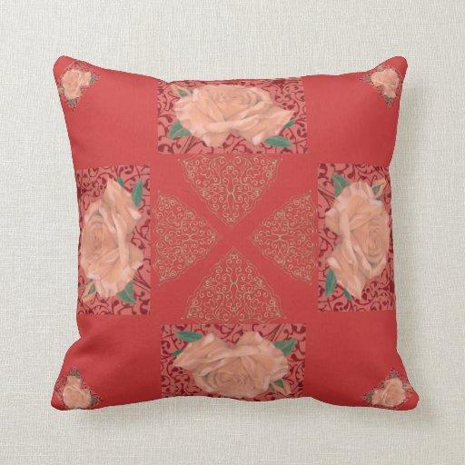 Amortiguador decorativo del tiro almohada