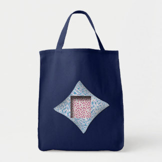 Amortiguador del diamante bolsa tela para la compra