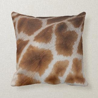 Amortiguador del modelo de la jirafa cojín