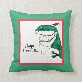 Amortiguador del tiro del navidad T-Rex-Mas