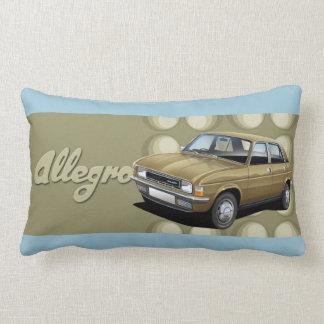 Amortiguador ilustrado Allegro de Austin Almohada