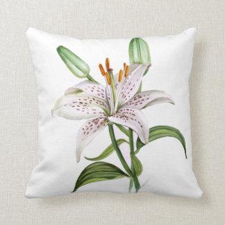 amortiguador lateral de las flores de la orquídea cojín decorativo