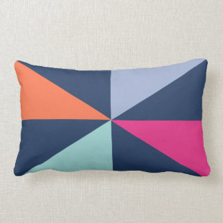 Amortiguador lumbar con la gráfico-marina de almohada