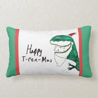Amortiguador lumbar del tiro del navidad T-Rex-Mas