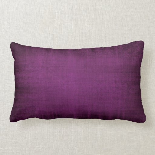 Amortiguador púrpura de la mirada del terciopelo cojines
