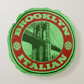 Amortiguador redondo americano italiano de cojín redondo