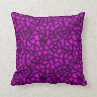 Amortiguador violeta de la losa cojín