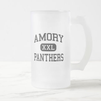 Amory - Panthers - High School - Amory Mississippi Coffee Mugs