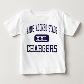 Amos Alonzo Stagg - Chargers - High - Palos Hills T Shirt