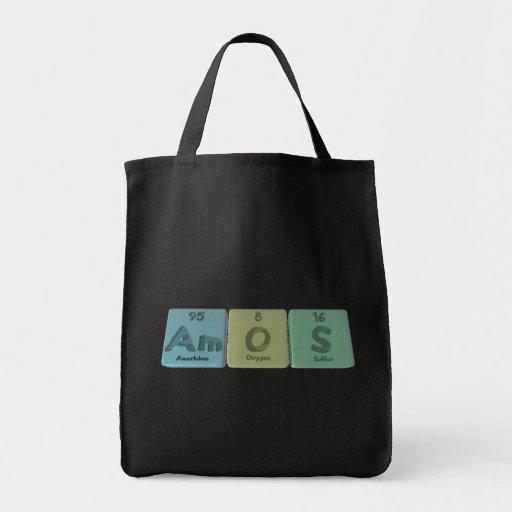 Amos como azufre del oxígeno del americio bolsas