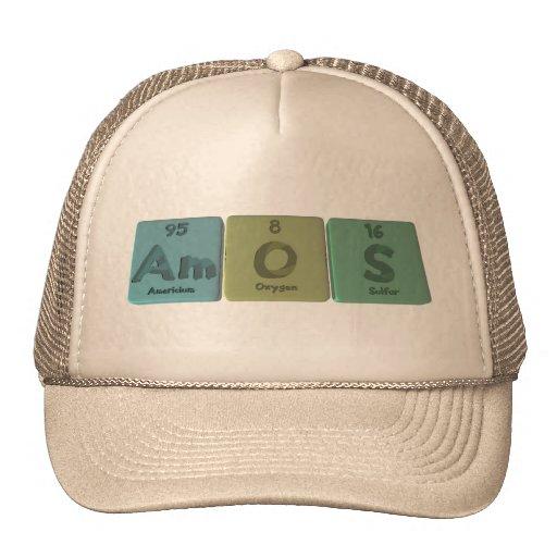 Amos como azufre del oxígeno del americio gorros