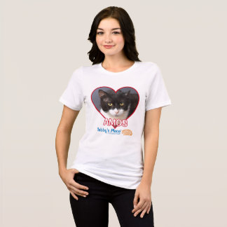 Amos - Relaxed Fit Women's Tee