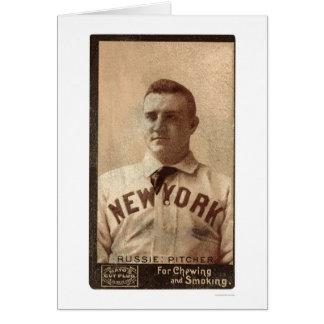Amos Rusie Rare Baseball 1895 Card