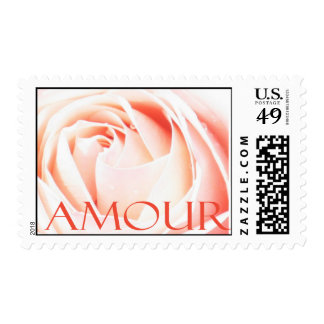 Amour French Love Stamps