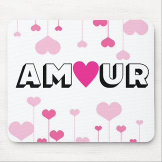 AMOUR MOUSE PAD