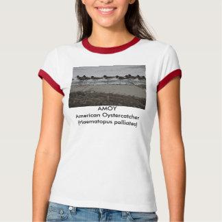 AMOY, American Oystercatcher (Haematop... T-Shirt