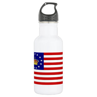 AMP Flag Water Bottle