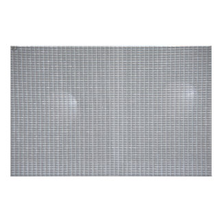 Amp grill cloth customized stationery