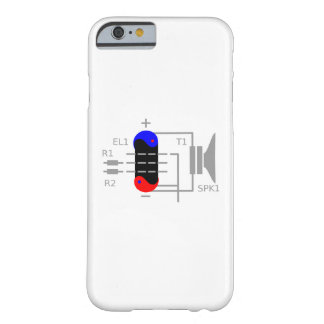 Amp Tube Barely There iPhone 6 Case
