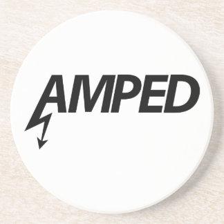 Amped Coaster (dark)