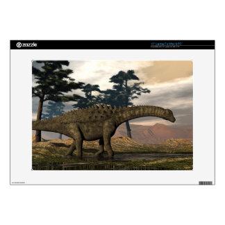 Ampelosaurus dinosaur laptop skins