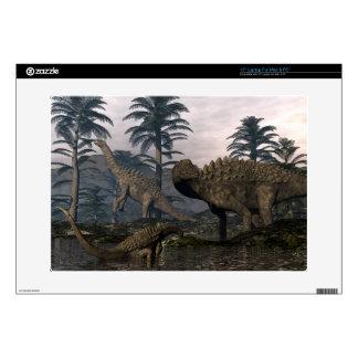 "Ampelosaurus dinosaurs 15"" laptop skins"