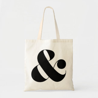 Ampersand & And Bag