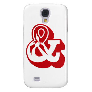 Ampersand And & Galaxy S4 Case