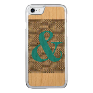 Ampersand Cherry iPhone 6/6s Slim Carved iPhone 7 Case