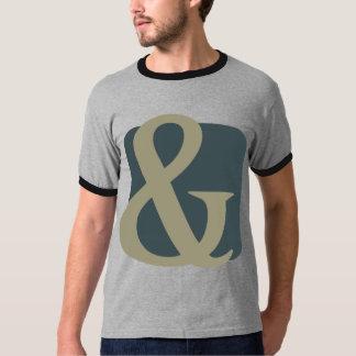 Ampersand design shirt