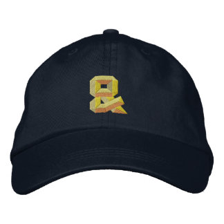Ampersand Embroidered Baseball Hat