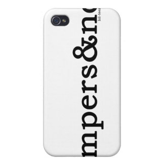 Ampersand iPhone 4/4S Cover