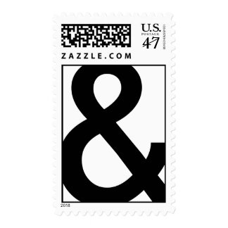 Ampersand Stamp