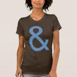 & Ampersand T-shirt