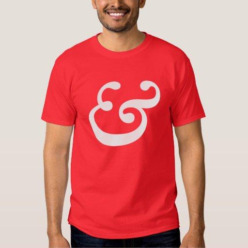 Ampersand T Tee Shirt