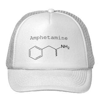 Amphetamine Molecule Hat