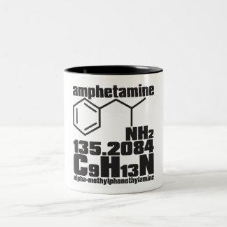 amphetamine Two-Tone coffee mug