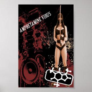Amphetamine Virus poster