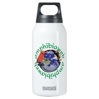 AmphibiaWeb High-def Waterbottle Insulated Water Bottle